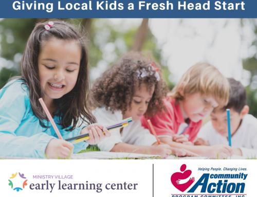 Giving Local Kids a Fresh Head Start
