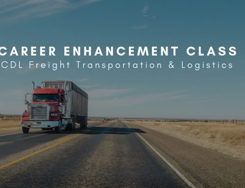 Career Advancement Course: CDL Freight Transportation & Logistics Course
