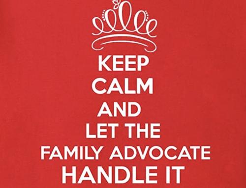 Social Services Advocate (SSA)